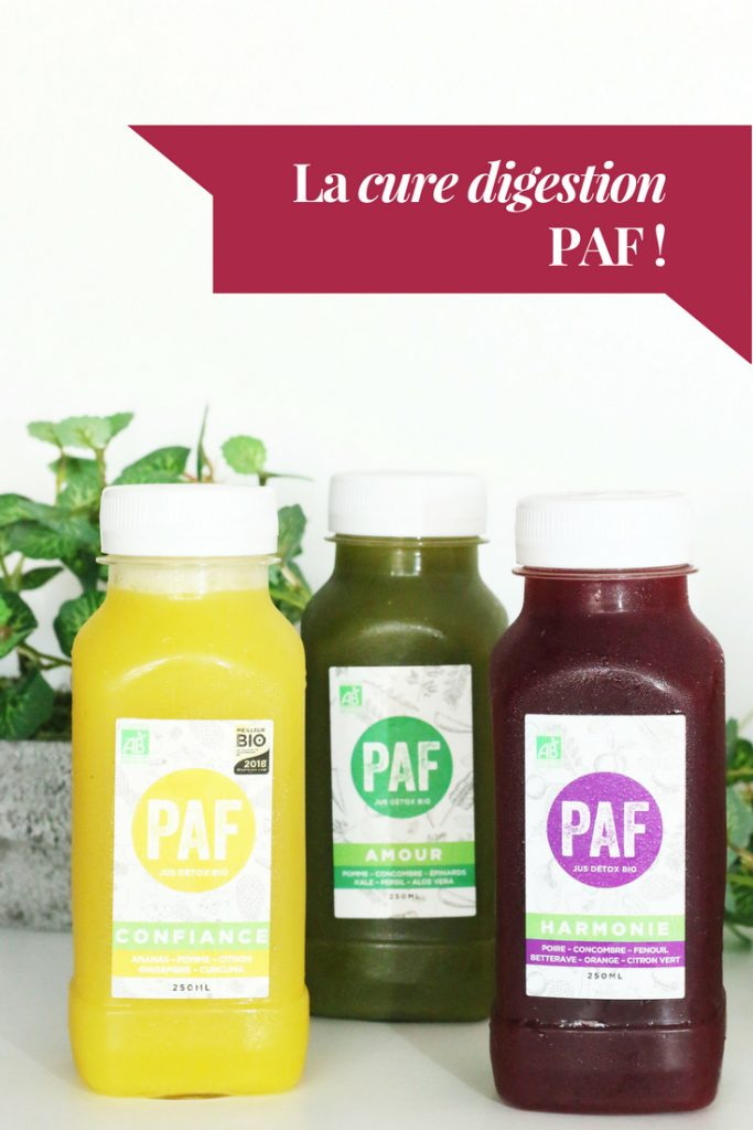 La cure digestion paf pinterest