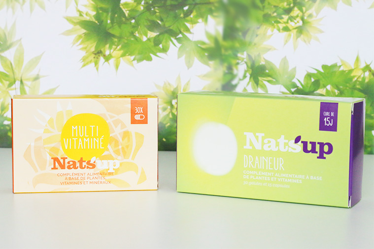 natsup complement alimentaire